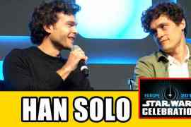 video han solo a star wars story - Video: Han Solo: A Star Wars Story Panel Highlights!