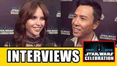 Photo of Video: Rogue One: A Star Wars Story cast interviews