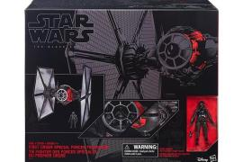 image 1 - Star Wars The Black Series Tie Fighter less than $70 on Amazon!