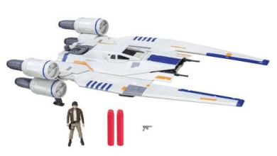 Photo of Check out Hasbro's U-Wing from Rogue One: A Star Wars Story!