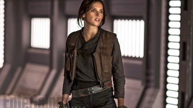 Photo of Felicity Jones talks Jyn Erso from Rogue One: A Star Wars Story