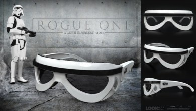 There will be Stormtrooper & Deathtrooper 3D glasses for Rogue One: A Star Wars Story!