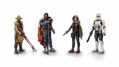 Photo of Hasbro Rogue One: A Star Wars Story Jedha Four-Pack!