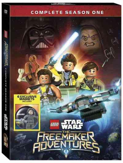 LEGO Star Wars: The Freemaker Adventures Season One Blu-ray details