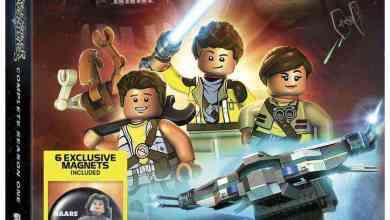 LegoStarWars FreemakerAdventuresSeasonOneDVD - LEGO Star Wars: The Freemaker Adventures Season One Blu-ray details