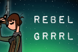 """RGFeatured new4 - Episode 53 MakingStarWars.net's """"Rebel Grrrl"""" - Can we blow up Lothal already?"""