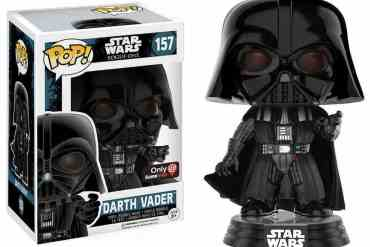 Vader2 - Funko Reveals Full Line of Rogue One: A Star Wars Story Pops!