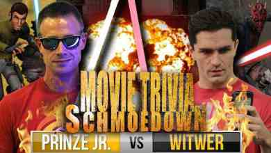 Photo of Freddie Prinze Jr. vs. Sam Witwer movie trivia battle