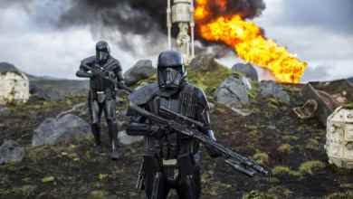 Photo of Three new Rogue One: A Star Wars Story movie stills