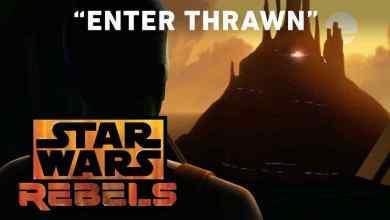 """Photo of Star Wars Rebels season 3 """"Enter Thrawn"""" trailer!"""