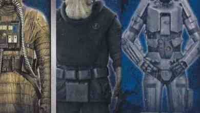 Photo of New character images from Rogue One: A Star Wars Story!