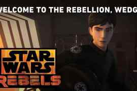 star wars rebels wedge and sabin - Star Wars Rebels: Wedge and Sabine clip!