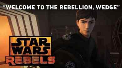 Photo of Star Wars Rebels: Wedge and Sabine clip!