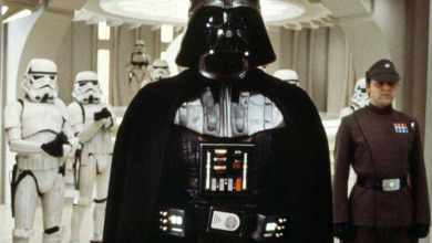 Photo of Star Wars: Episode VIII and the cape of Darth Vader!