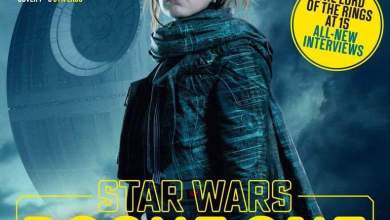 Photo of Rogue One: A Star Wars Story Empire Magazine Character Covers Revealed!