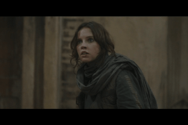 IMG 5039 - Rogue One: A Star Wars Story clip: Jyn vs. stormtroopers