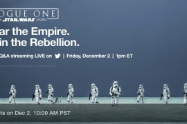 Screen Shot 2016 11 29 at 4.12.43 PM - Star Wars teams up with Twitter and People for live streaming Rogue One: A Star Wars Story event this Friday