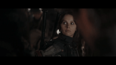 "Photo of Rogue One: A Star Wars Story ""Hope Begins"" TV spot!"