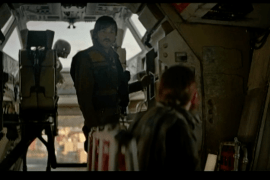 Screen Shot 2016 12 02 at 1.39.28 PM - New Rogue One: A Star Wars Story clip from Twitter livestream