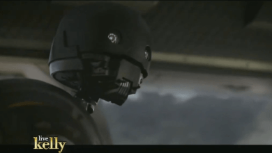 """Photo of A clip of Bodhi coming up with call sign """"Rogue One"""" from Rogue One: A Star Wars Story"""