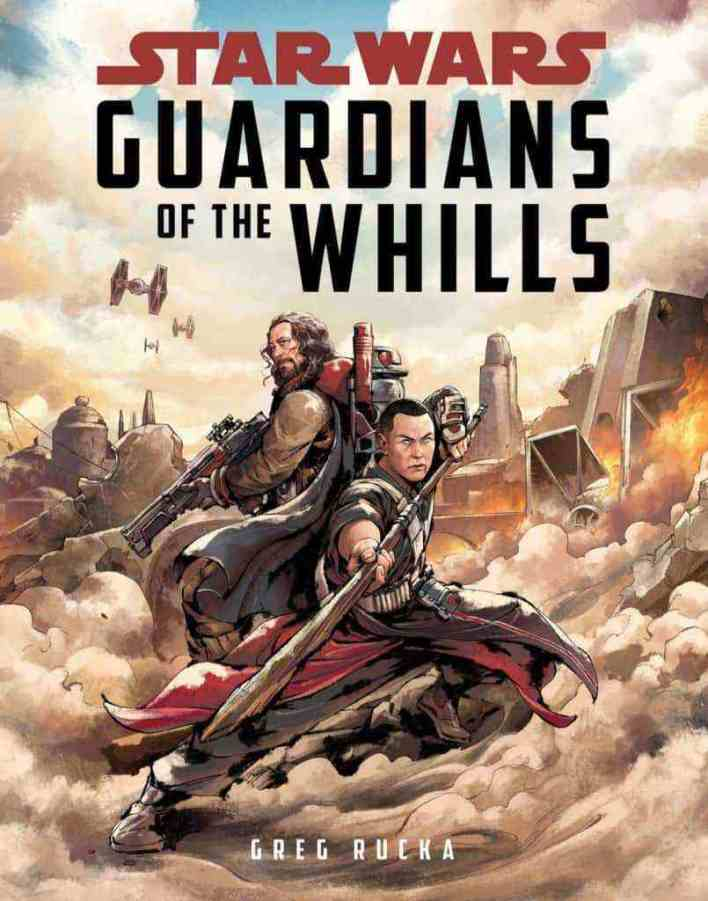 Star Wars novel Guardians of the Whills to explore Chirrut Imwe and Baze Malbus' backstory