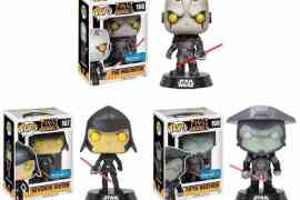 IMG 6199 - Four brand new Star Wars Rebels Funko POP!s coming soon!