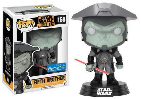 IMG 6202 - Four brand new Star Wars Rebels Funko POP!s coming soon!