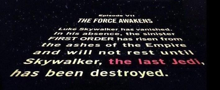 Star Wars Episode VIII has a title: The Last Jedi