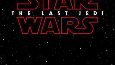 Photo of Star Wars Episode VIII: The Last Jedi teaser poster!