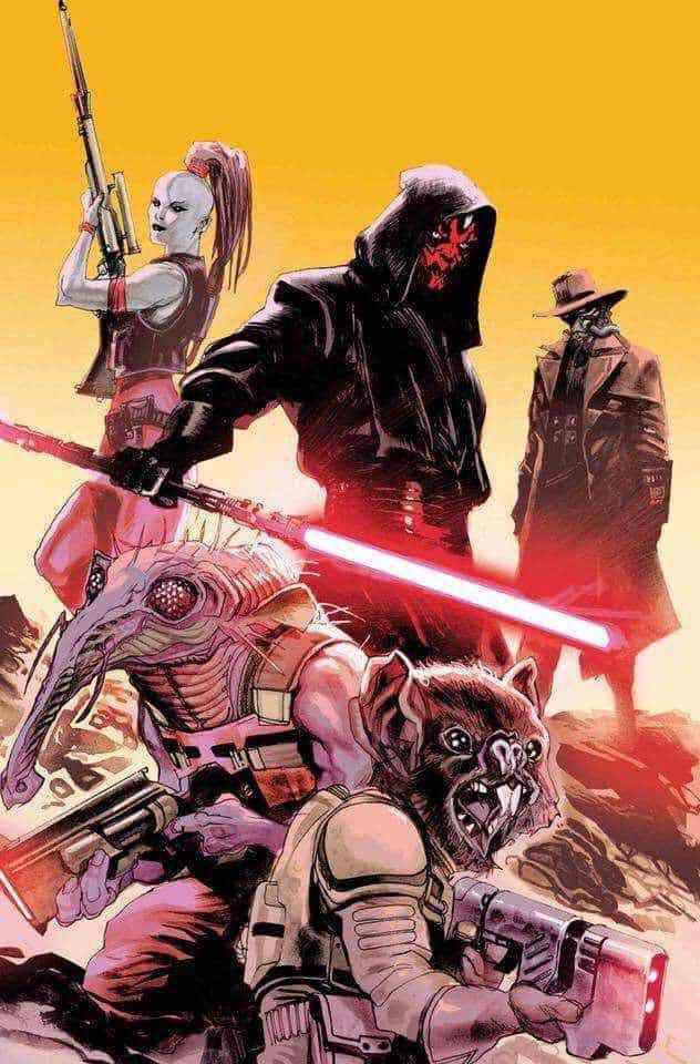 IMG 6340 - Cad Bane to return in Star Wars: Darth Maul!