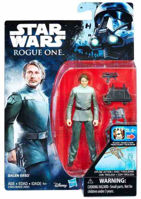 Hasbro Reveals New Star Wars Rogue One Action Figures