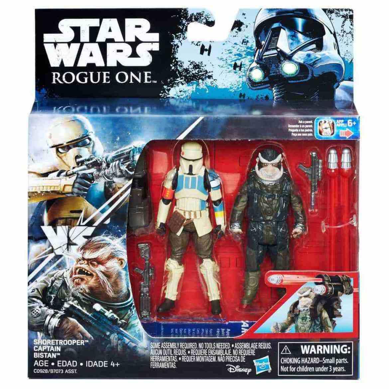 Jakks Pacific Reveals Rogue One Figures: Hasbro Reveals New Star Wars Rogue One Action Figures