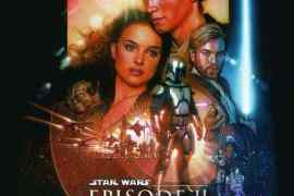 Star Wars   Episode II Attack of the Clones movie poster - Opening the Holocron: Clunky Attack of the Clones