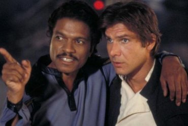 lando calrissian han solo - Updated: Lord and Miller fired from Star Wars: Han Solo. Ron Howard frontrunner to take over directing.