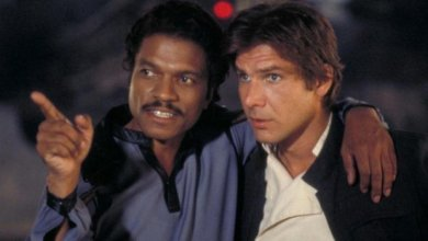 Photo of Billy Dee Williams on meeting Donald Glover, the Millennium Falcon, and letting go of Lando