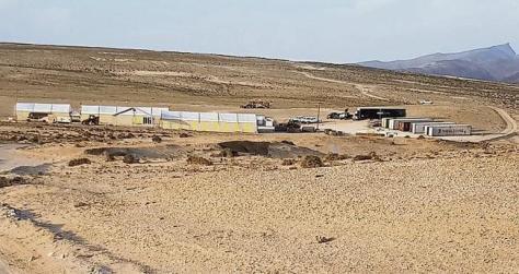 Han Solo: A Star Wars Story begins preparations for filming at Fuerteventura!