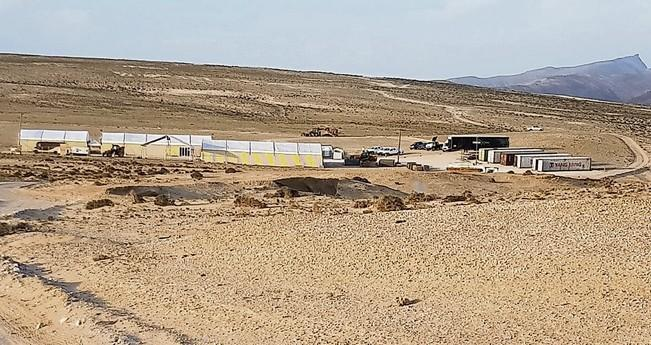 Han Solo: A Star Wars Story begins preparations for filming at Fuerteventura!