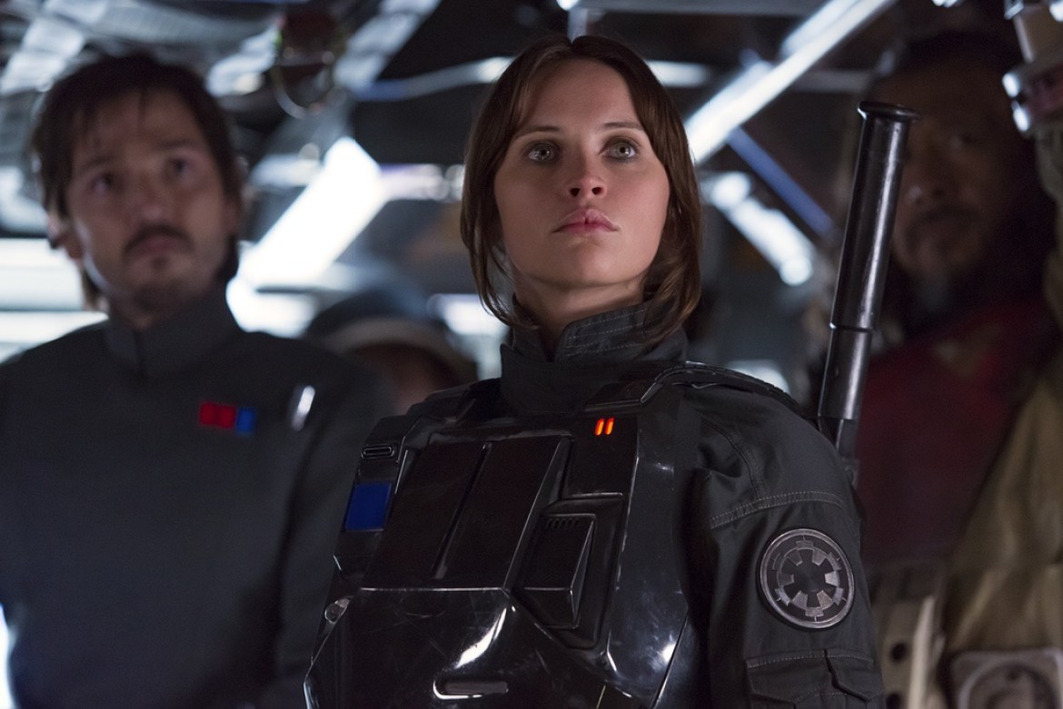 IMG 6555 - Rogue One: A Star Wars Story alternate ending details!