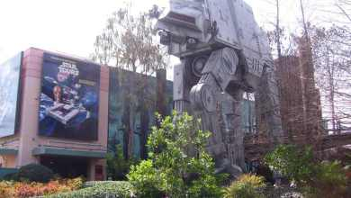 Photo of Life-size AT-ATs to be a part of Disneyland's Star Wars Experience!
