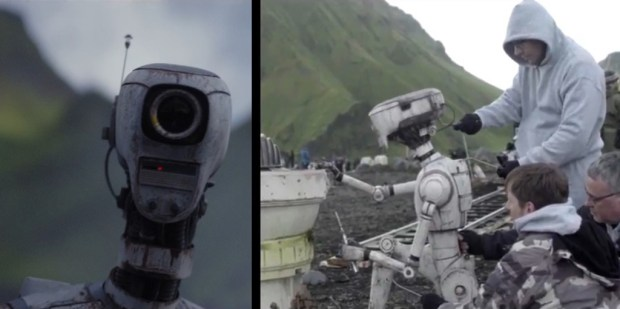 R1 doc 1024x511 - Two Rogue One: A Star Wars Story clips offer behind-the-scenes look at the film