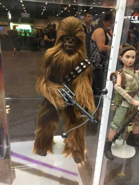 Star Wars: Forces of Destiny action doll gallery