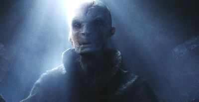 Details on Snoke, his guards, Kylo Ren & more from Star Wars: The Last Jedi!