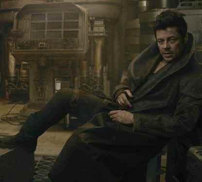 Benicio Del Toro as DJ