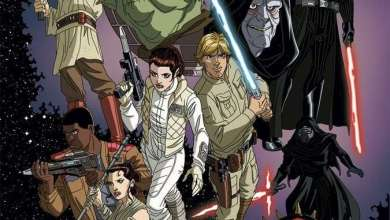 Photo of Creative Teams and Cover Art for Star Wars Adventures Revealed