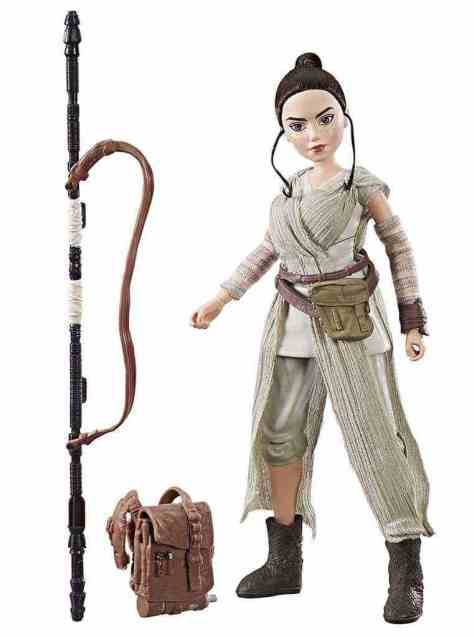 New Star Wars: Forces of Destiny figure images