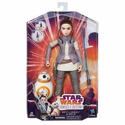 More Star Wars: Forces Of Destiny Figure Images