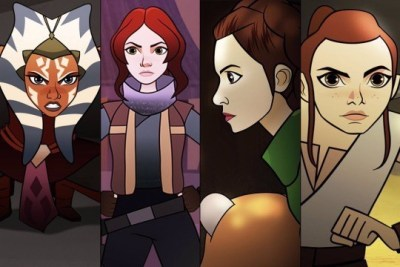 Star Wars Forces Of Destiny to debut July 3rd