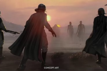 star wars game visceral concept art header 185732 - Rumor: Visceral's Star Wars Game has a heroic new partner in crime with Robie Mattox!