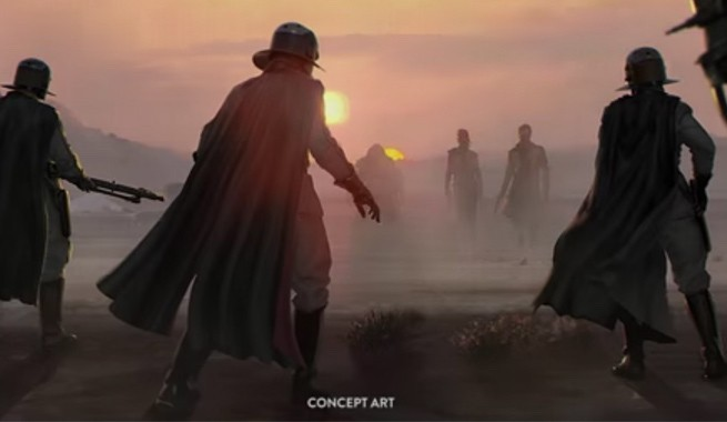 star wars game visceral concept art header 185732 - Rumor: Visceral's Star Wars Game has a heroic new partner in crime with Robie Mattox!