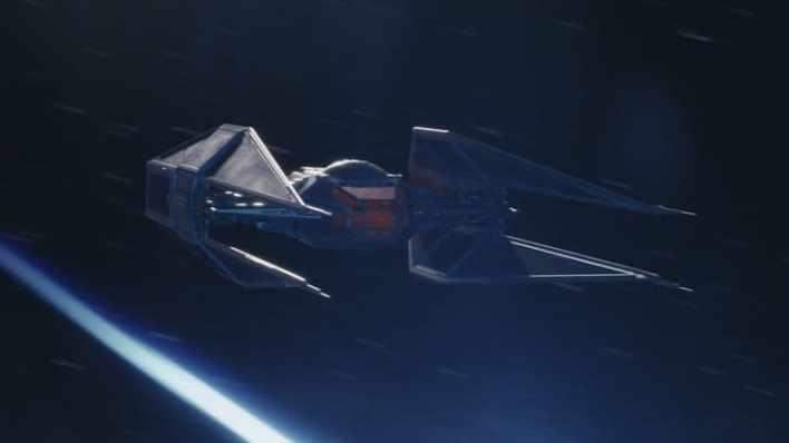 StarWars.com shows us Kylo Ren's Star Wars: The Last Jedi TIE Silencer!